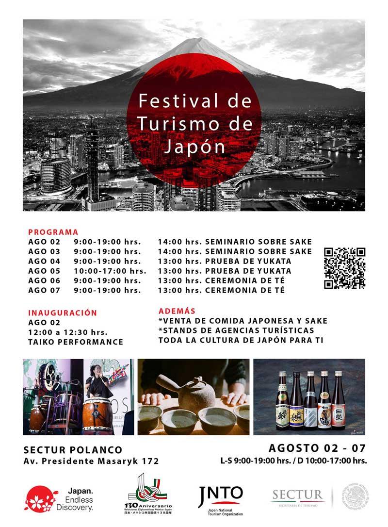 Festival de Turismo de Japón en México