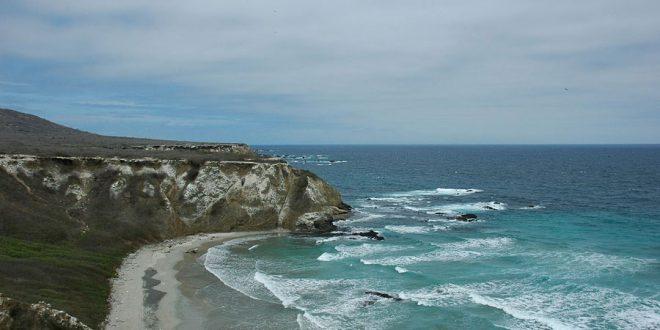 Isla de la plata en Puerto López
