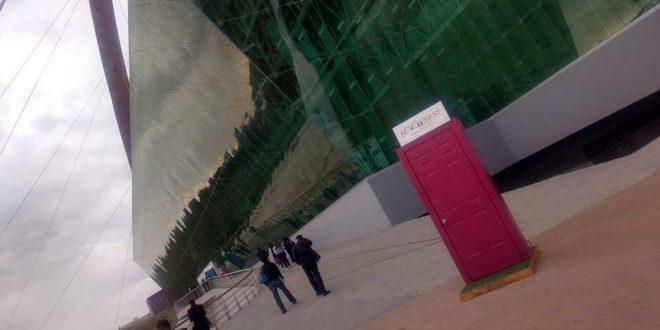 Palacio de Convenciones en Zacatecas