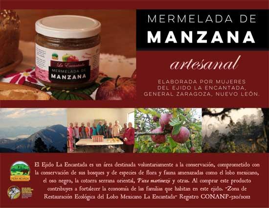 Red de zonas de-restauración ecológica del lobo mexicano