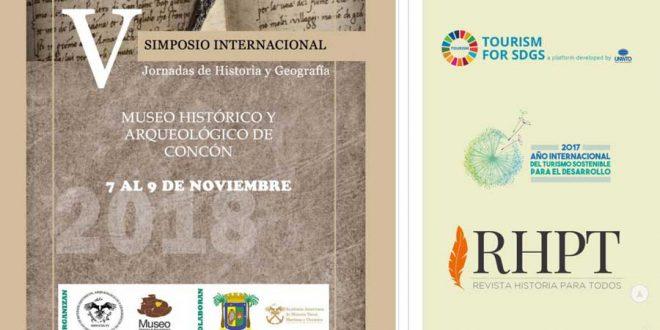 V Jornadas de Historia y Geografía, Concón 2018