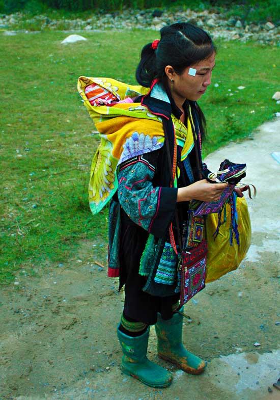Vestimenta Hmong