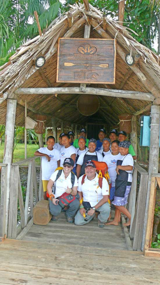 Operadoras turísticas en WaraoWitü