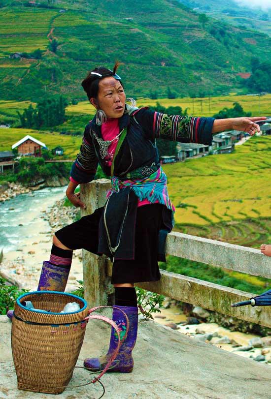 Mujer Hmong