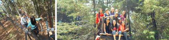Parque Ecológico La Planta actividades