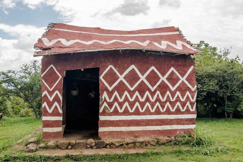 Réplica de Casa Antigua en Teuchitlán