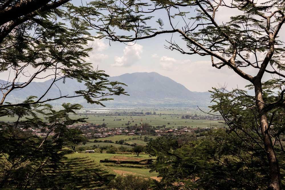 Vista desde El Gran Guachi
