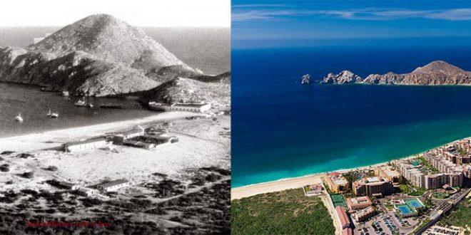 Cabo san Lucas antes y hoy