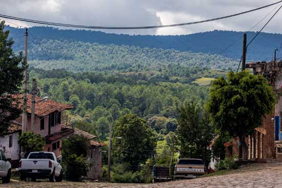 Calles de Atemajac de Brizuela