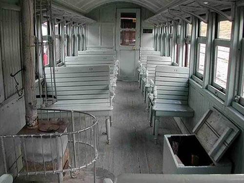 Coche de pasajeros