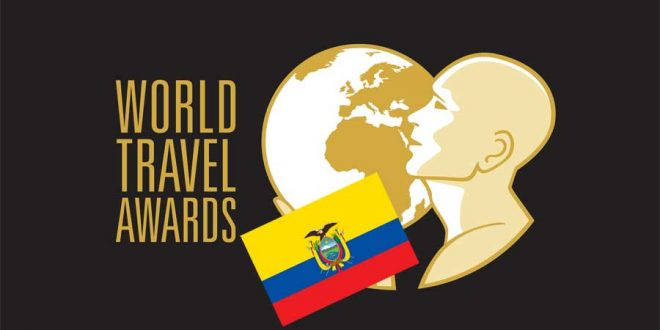 Ecuador en los World Travel Awards