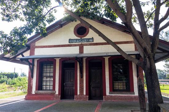 Histórica Estación de Ferrocarril