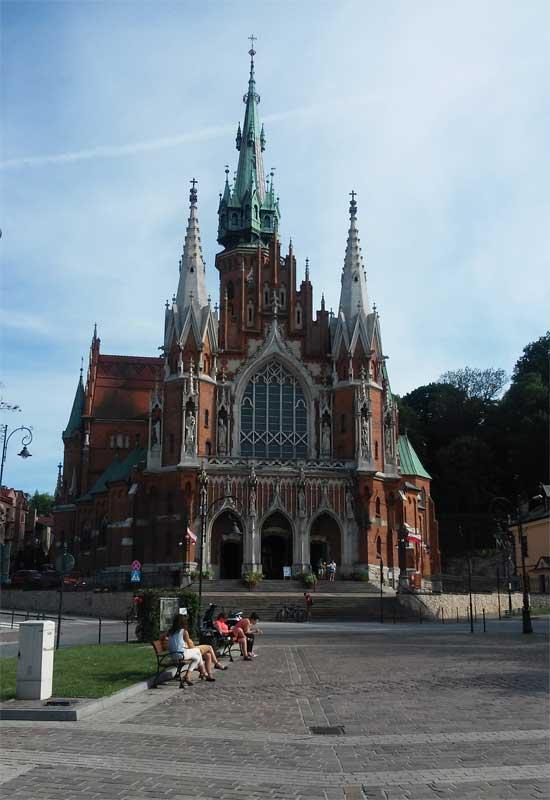 Iglesia de San José, Cracovia (Polonia)