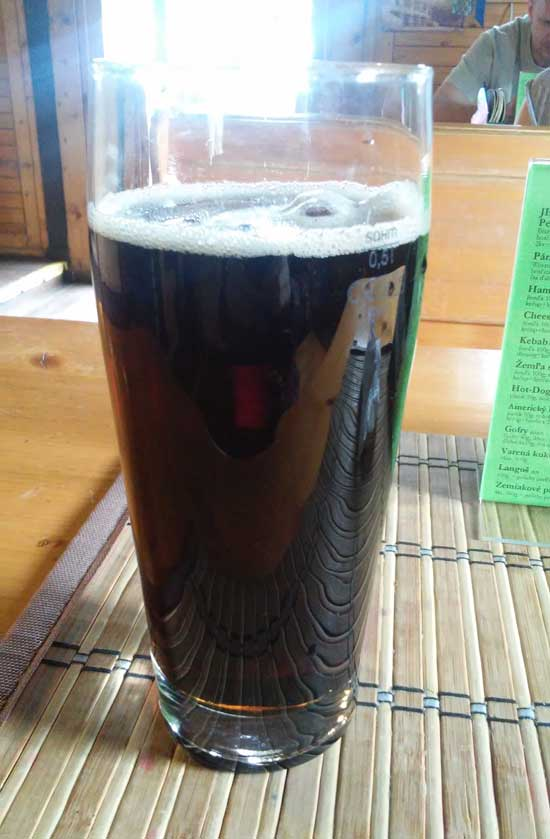 Kofola, bebida típica eslovaca