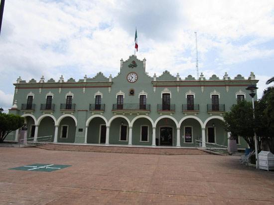 Palacio Municipal Valle de Guadalupe