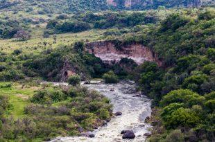 Vista desde la Cascada