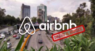 impuesto al hospedaje airbnb
