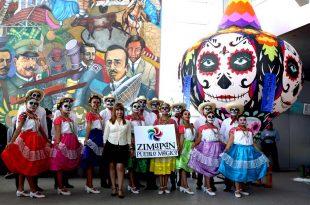 Presentación del Xantolo en Hidalgo