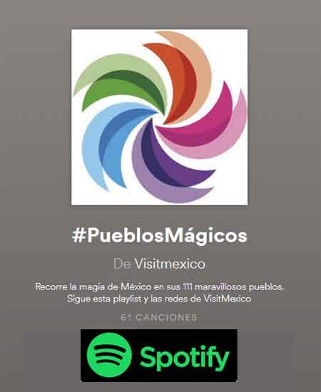 spotify pueblos mágicos