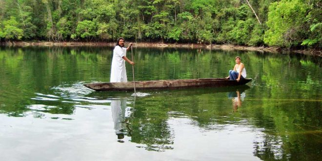 Centro ecoturístico tres lagunas