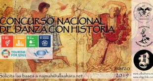 Concurso Nacional de Danza con Historia