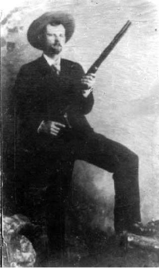 Martín Sheffields Sherriff