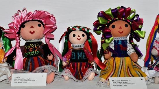 Muñecas de Amealco