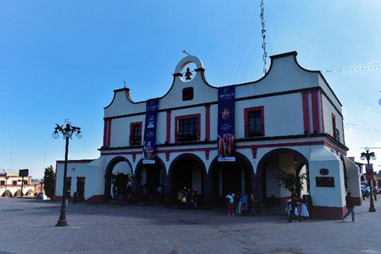 Palacio municipal de Amealco de Bonfil