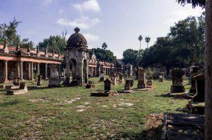 Panteón de Belen en Guadalajara