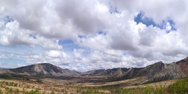 Toro Toro Área Natural Protegida en Bolivia