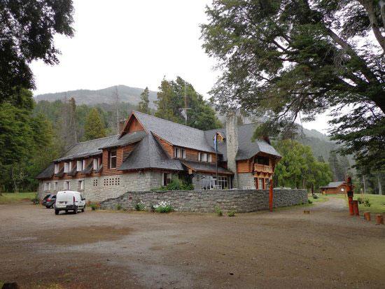 alojamientos en el Parque Nacional Los Alerces
