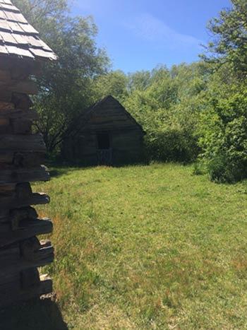 cabaña de Cholila en la actuaidad