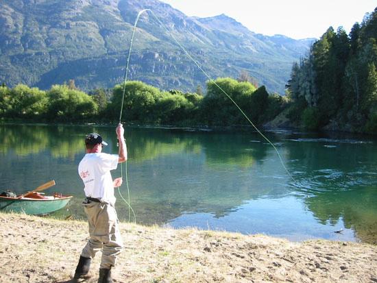 pesca en chubut