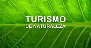 qué es el turismo de naturaleza