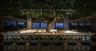 restaurante SEEN del hotel Tivoli Liberdade