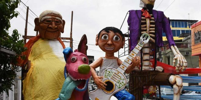 Coco en la Ruta de los Gigantes de Guayaquil