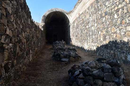 Interior del Presidio