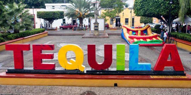 Plaza Central de Tequila