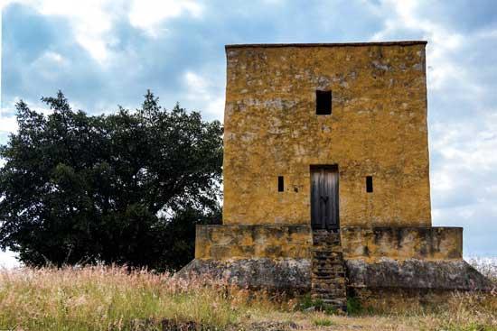 Torre del Caballero Alto