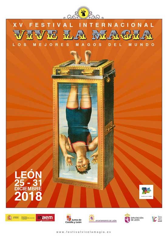 XV edición del Festival Internacional de Magia, Vive la Magia
