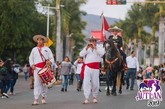 Carnaval Autlán 2019