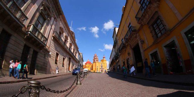 Ciudad de Guanajuato y Basílica Colegiata de Nuestra Señora de Guanajuato