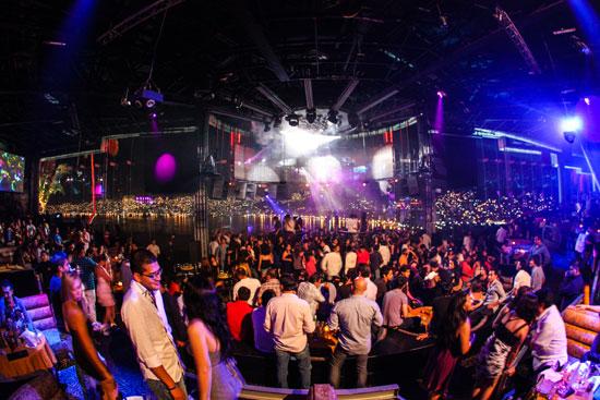 Discoteca Palladium en Acapulco 2