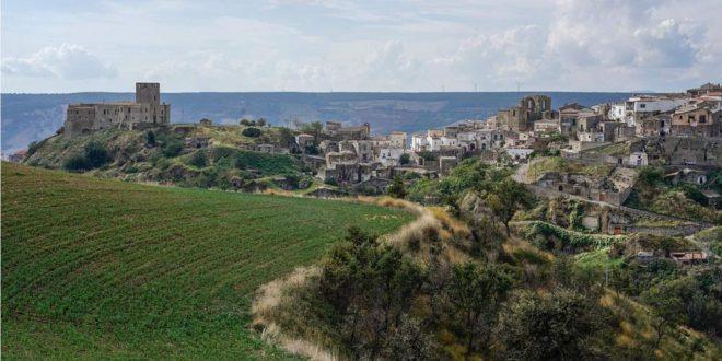 Grottole al sur de Italia