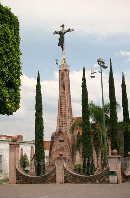 Monumento al Señor de la Misericordia