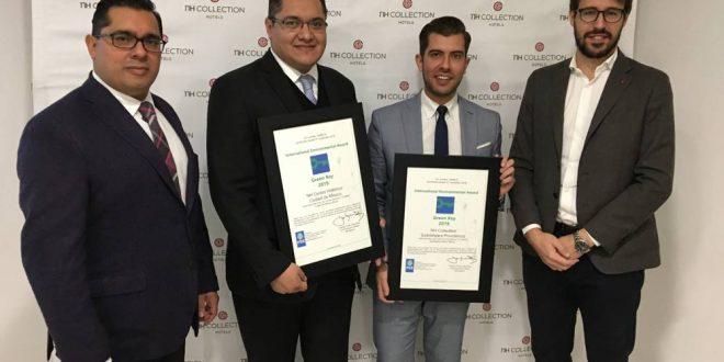 NH Hotel Group obtiene la certificación Green Key México