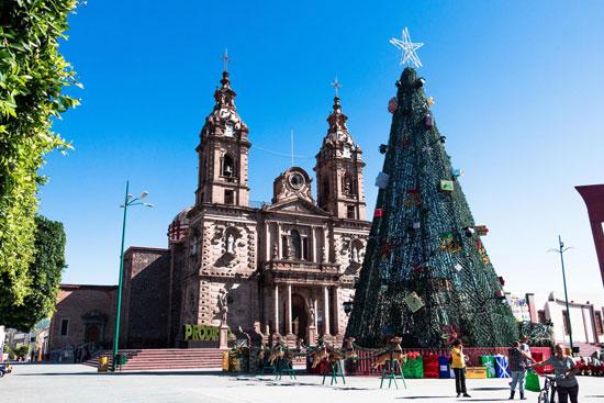 Plaza Principal de Ocotlán.