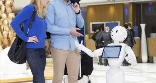 Robot humanoide Pepper en Fitur