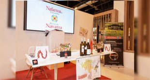 Stand de Navarra en FITUR 2019