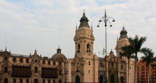 Centro histórico de Lima